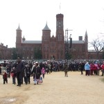 The Smithsonian Castle