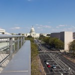 From the balcony of the Newseum 2